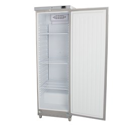 Gastroline THTR40SS 13.8 cu ft - 400 Litre Stainless Steel Door Catering Fridge