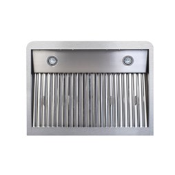 Combisteel 1200mm Commercial Extractor Hood with Motor, Filters, LED Lights