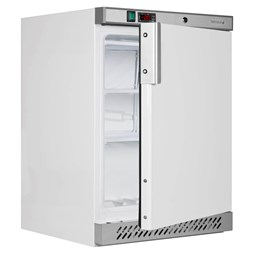 Tefcold UF200V White Undercounter Commercial Catering Freezer 140 Litre Capacity