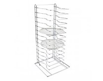 Quattro 14 Layer Wire Pizza Rack