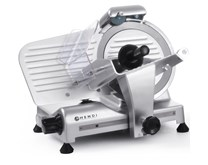 Hendi 8.5 inch  - 220mm Profi Line Commercial Catering Meat Slicer 210130