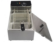 6 Litre Tank Economy Countertop Commercial Deep Fat Fryer