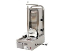 Archway 2 Burner Compact Natural Gas Kebab Grill