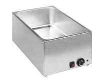 Quattro HND Stainless Steel Bain Marie Kitchen Line Full Size 1-1 GN