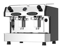 Fracino Bambino Electronic Auto Fill Coffee Machine 2 Group BAM2E