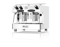 Fracino Luxury Bambino Electronic Auto Fill Coffee Machine 2 Group