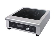 Chef King 3kw Heavy Duty Commercial Induction Hob BT-500B