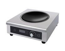 Chef King Heavy Duty Induction Wok Hob 3kw Heavy Duty BT-500D