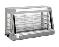Deli 2 Quattro Heated Display 3 Shelf 900mm Wide - Includes Humidity Tray