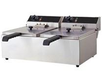 Quattro Twin 2 x 12  Litre Tank Commercial Fryer