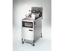 Henny Penny PFE 500 Electric Chicken Pressure Fryer with 8000 Computron Main imageZoom image