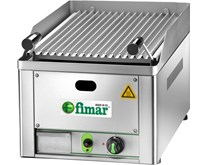 Fimar GL33 Natural Gas Lava Rock Chargrill - Made In italy - Premium Quality