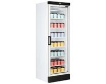 Tefcold UFFS370G Glass Door Freezer Display With 6 Shelves