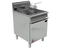 Falcon Dominator Plus Twin Basket Freestanding Gas Fryer 30 Litre Capacity