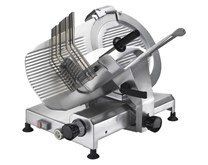 """GAM Professional GLT300 Gravity Meat Slicer - 12"""" - 300mm Blade - Made In Italy"""
