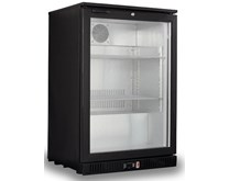 Gastroline Single Door Bottle Cooler Back Bar Fridge with Hinged Door