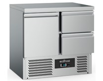 Combisteel Ecofrost S901 2D Refrigerated Prep Counter With 2 x Drawers
