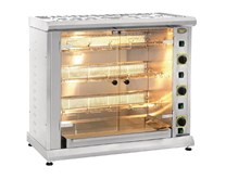 Roller Grill Electric Chicken Rotisserie RBE 120Q