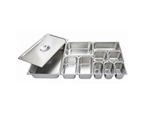 Blizzard 1/4 100mm Deep Gastronorm Pan