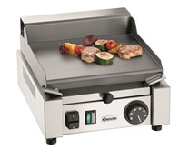 Bartscher 10 inch - 260mm Wide Fry Top Electric Griddle