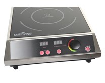 Chef King Commercial 2.7kw Induction Hob Commercial Model BT270A 2700w