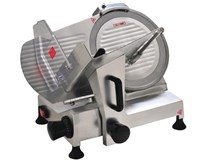 Italinox 10 inch - 250mm Blade Professional Catering Meat Slicer