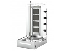 Kebab King 4 Burner Premium Kebab Grill  - Natural Gas or LPG