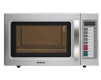 Winia 1100w Commercial Microwave Oven Programmable KOM9P11