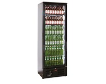 Tall Bottle Cooler Back Bar Fridge with Single Hinged Door