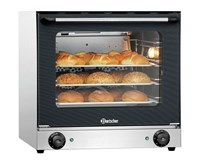 Bartscher AT90 - 57  Litre Commercial Convection Oven with 4 Free Baking Trays