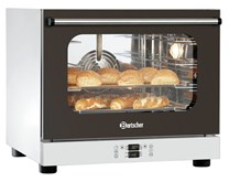 Bartscher Large Digital Convection Oven Complete With 4 x Free Baking Trays