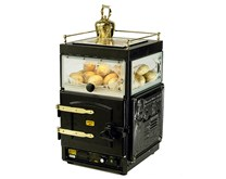 Victorian Baking Ovens The Queen Victoria Potato Baker 60 Potato Capacity