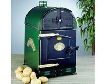Victorian Baking Oven Pickwick Village Stove LPG Potato Baking Oven