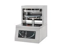 """Italinox Prisma Pizza Dough Press Shaper for 45cm 17"""" Pizza Base"""
