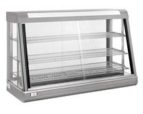 Quattro 1200mm Wide Heated Display 3 Shelf - Deli 3