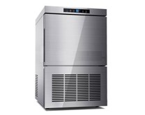 Quattro Clarity 22kg per Day Ice Machine 6kg Storage Bin With Intelligent Controls