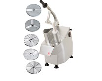 Quattro Veg Prep Machine With 5 FREE Disks Commercial Model
