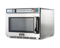 Sharp R-7500 1800w 19ltr Commercial Microwave - Touch Control