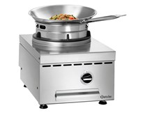 Bartscher 11.5kW Stainless Steel Commercial Gas Wok Burner LPG or Natural Gas