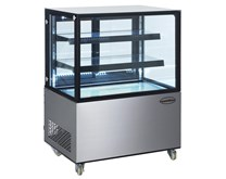 Combisteel 270  Litre Refrigerated Chilled Food and Dessert Display Cabinet
