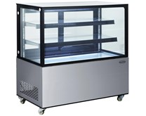Combisteel 370  Litre Refrigerated Chilled Food and Dessert Display Cabinet