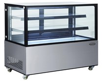 Combisteel 470  Litre Refrigerated Chilled Food and Dessert Display Cabinet