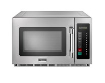 Quattro 1800w Heavy Duty Programmable Commercial Microwave Oven