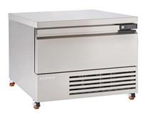 Foster Stainless Steel 2x1/1GN FlexDrawer Fridge Freezer FFC2-1 Storage With Castors