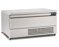 Foster Stainless Steel 3x1/1GN FlexDrawer Fridge Freezer FFC3-1 Storage With Castors