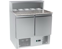 Gastroline PS900 Refrigerated Pizza - Sandwich Prep Counter