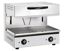 Quattro Electric Rise and Fall Salamander Grill 600mm Wide