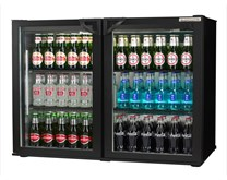 Autonumis Maxi Double Hinged Door Bottle Cooler with 2 Year Warranty