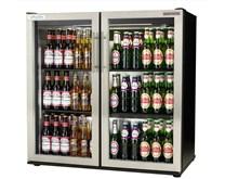 Autonumis EcoChill Stainless Steel Double Door Bottle Cooler 2 Year Warranty