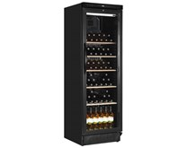Interlevin Commercial Upright Freestanding Wine Cooler SC381WB